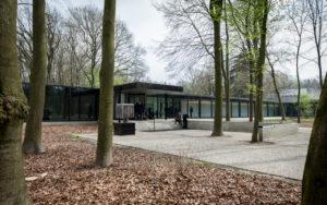 Museum Kröller Müller, Park Hoge Veluwe, architect H. van de Velde, Wim Quist, Tadao Ando